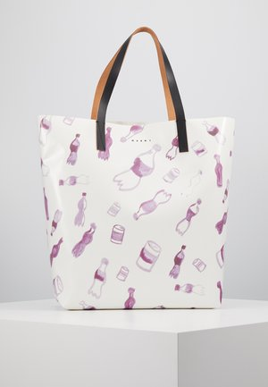Shopping bags - white