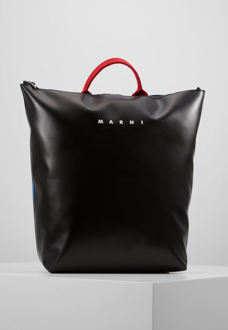 Marni - Reppu - black/azure
