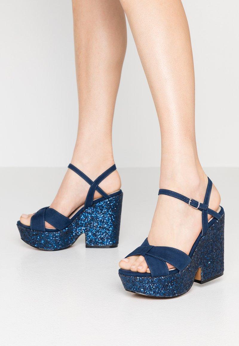 Mariamare - Sandaletter - azul royal