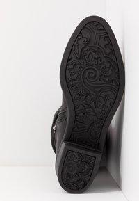 Mariamare - SIRA - Støvler - tango black - 6