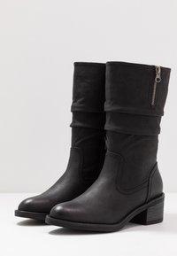 Mariamare - SIRA - Støvler - tango black - 4