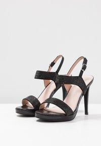 Mariamare - High heeled sandals - black - 4
