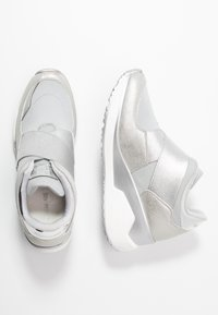 Mariamare - Trainers - light grey/silver - 3