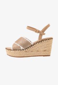 Mariamare - High heeled sandals - champagne - 1