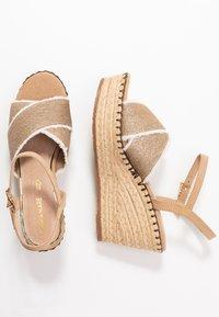 Mariamare - High heeled sandals - champagne - 3