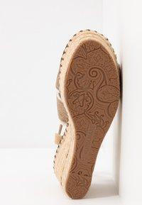 Mariamare - High heeled sandals - champagne - 6