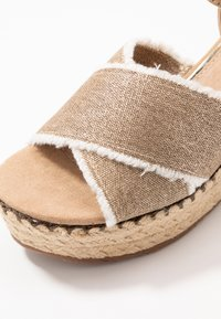 Mariamare - High heeled sandals - champagne - 2