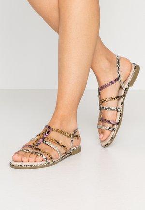 Sandals - multicolor
