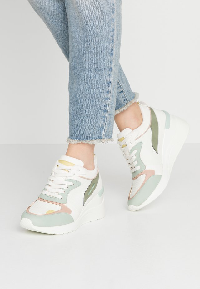 Baskets basses - mint