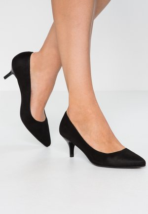 LICIA - Classic heels - soft black