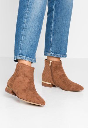 VILMA - Bottines - sofi chesnut