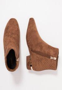 Mariamare - VILMA - Classic ankle boots - sofi chesnut - 3