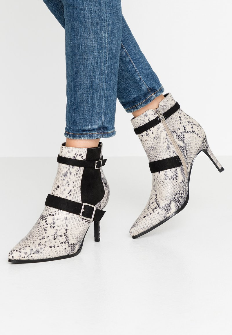 Mariamare - NORA - Ankle boots - stone