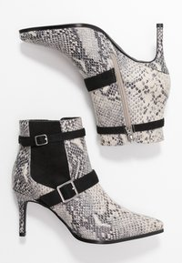 Mariamare - NORA - Ankle boots - stone - 3