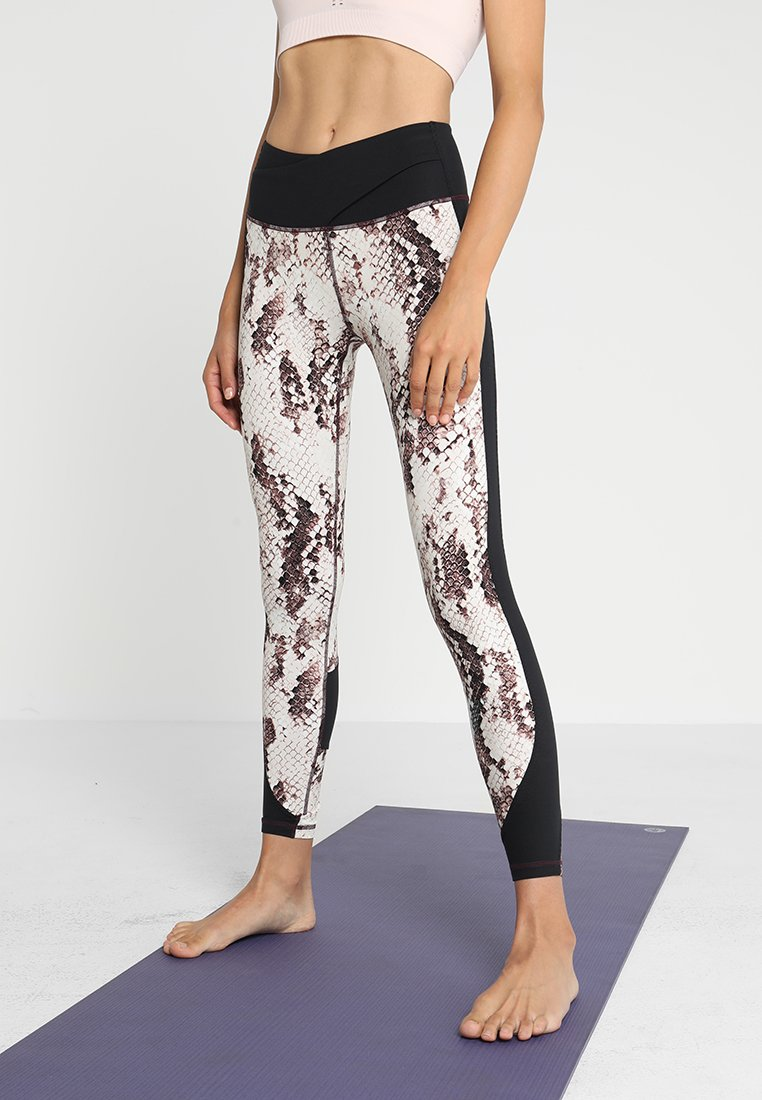 Manduka - WRAP UP LEGGING - Leggings - sidewinder