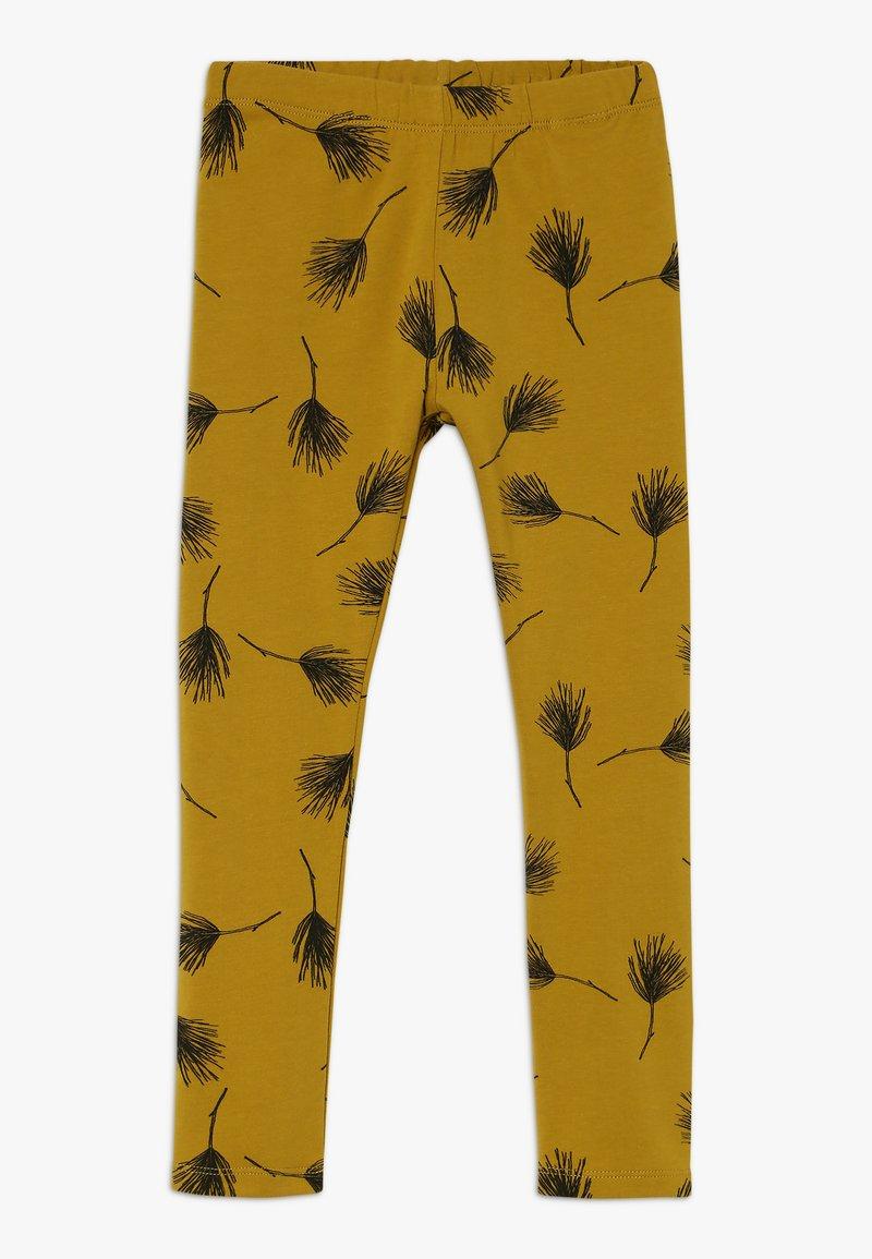 Mainio - PINE  - Leggings - Hosen - golden palm