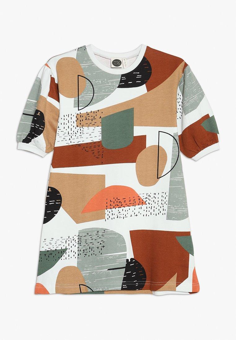 Mainio - KITE PUFF DRESS - Day dress - multicolor