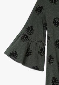 Mainio - CONE DRESS - Jersey dress - duck green - 3