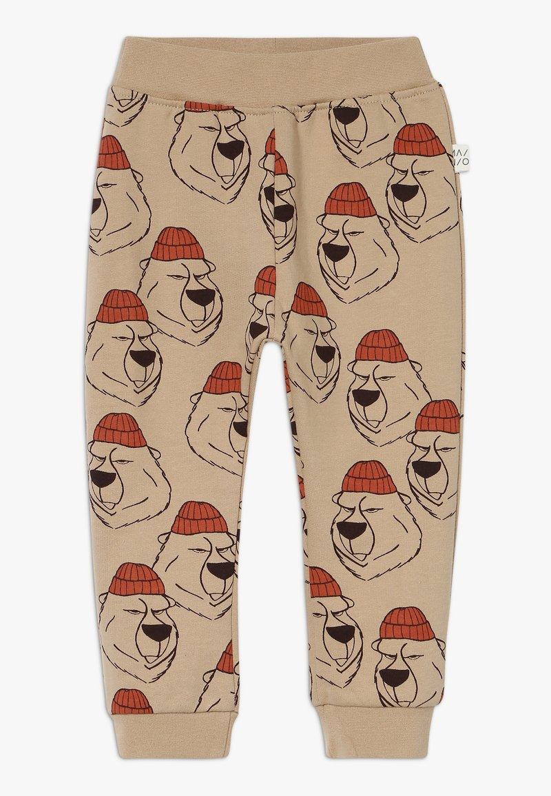 Mainio - LUMBERJACK - Pantalones - seasame