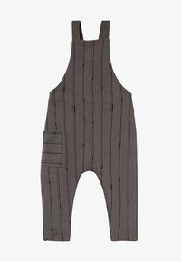 Mainio - STICKS SALOPETTE - Kalhoty - charcoal grey - 2
