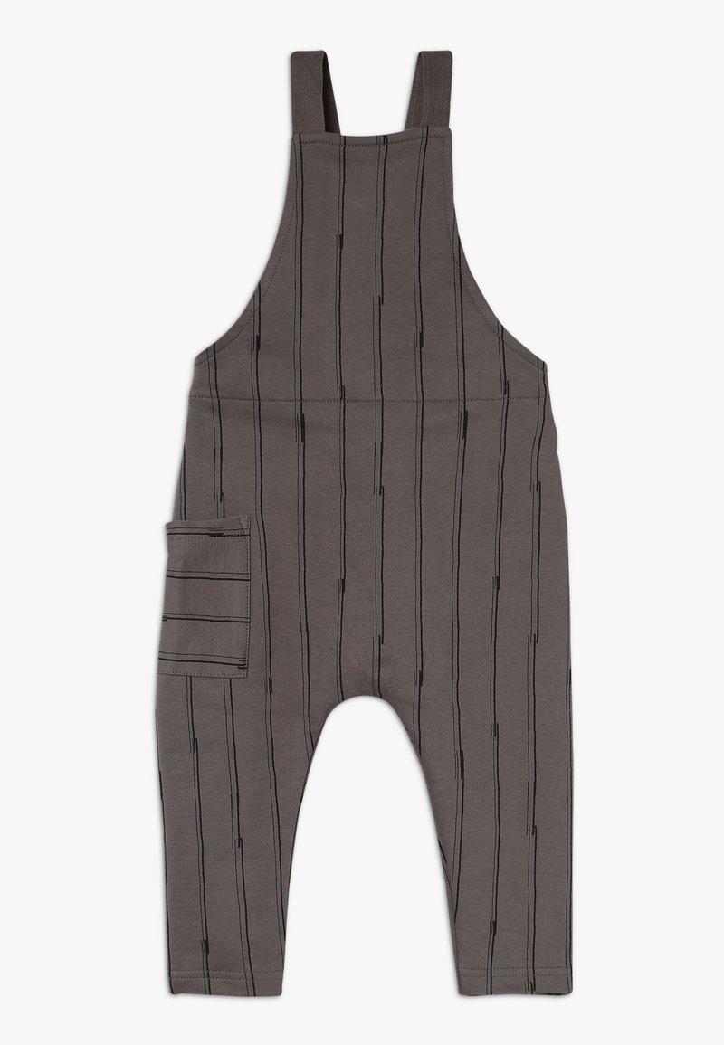 Mainio - STICKS SALOPETTE - Kalhoty - charcoal grey