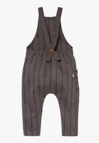 Mainio - STICKS SALOPETTE - Kalhoty - charcoal grey - 1