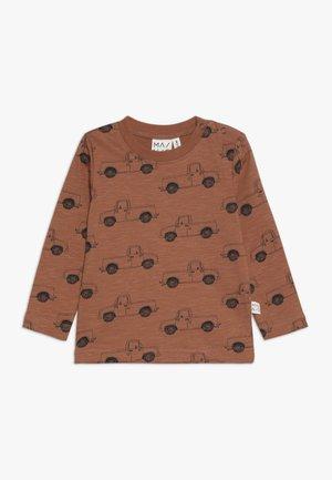 PICK UP TRUCK - T-shirt à manches longues - pecan brown