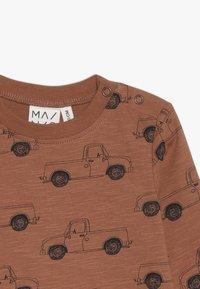 Mainio - PICK UP TRUCK - Bluzka z długim rękawem - pecan brown - 3