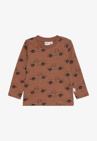 Mainio - PICK UP TRUCK - Bluzka z długim rękawem - pecan brown - 2