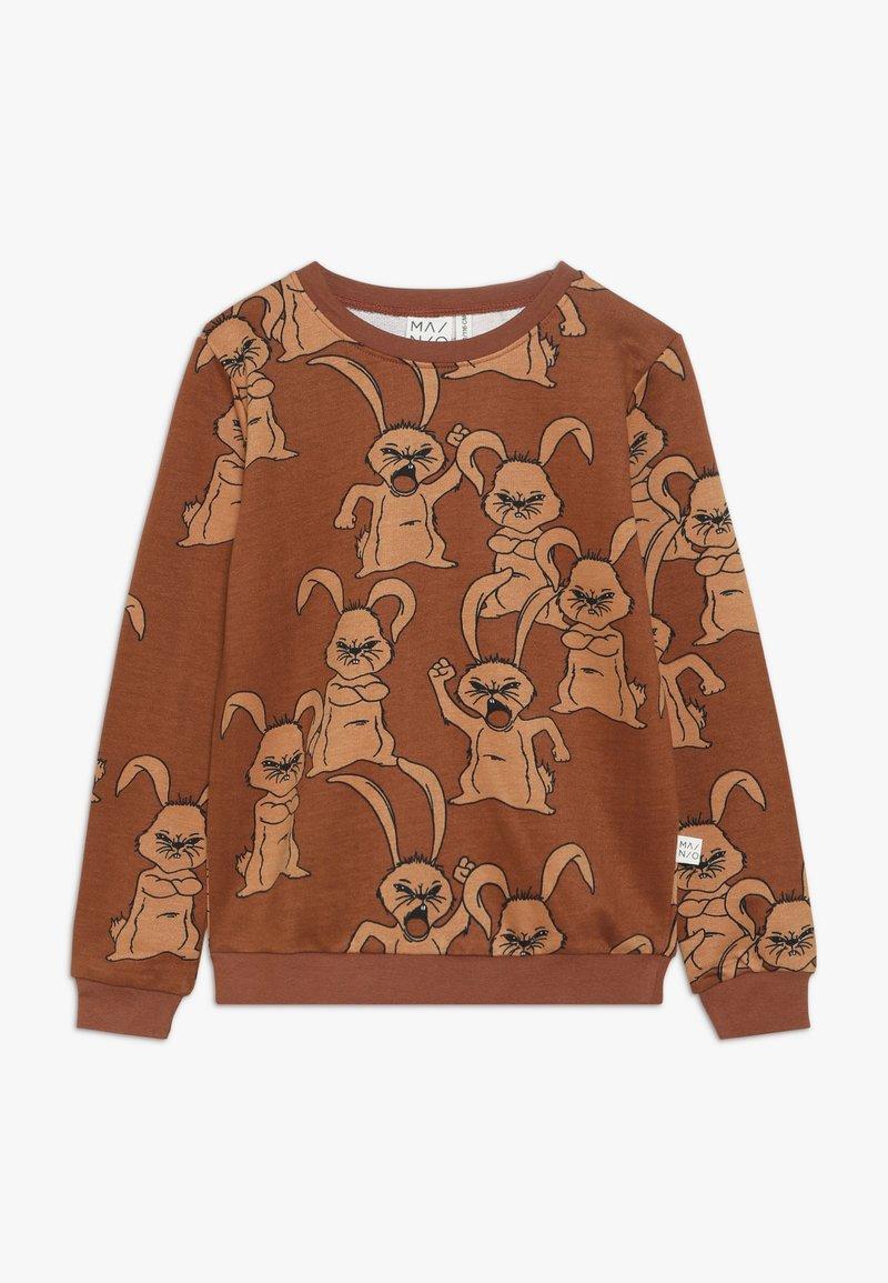 Mainio - HUBBUB - Sweatshirt - ochre
