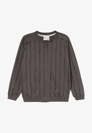 STICKS BOMBER - Collegetakki - charcoal grey