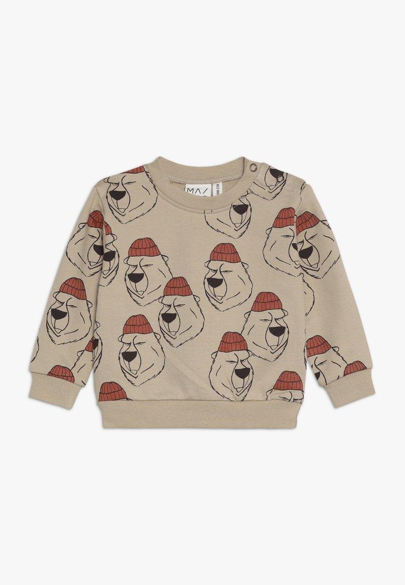 Mainio - LUMBERJACK  - Sweatshirt - seasame