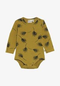 Mainio - PINE BABIES BODYSUIT - Body - golden - 2