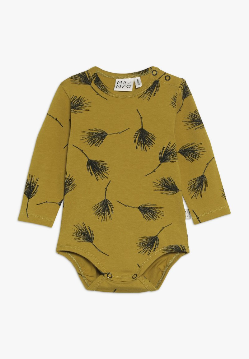 Mainio - PINE BABIES BODYSUIT - Body - golden