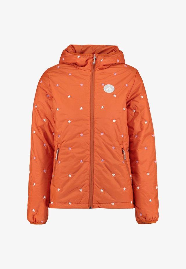 ALFRAM - Outdoor jacket - orange