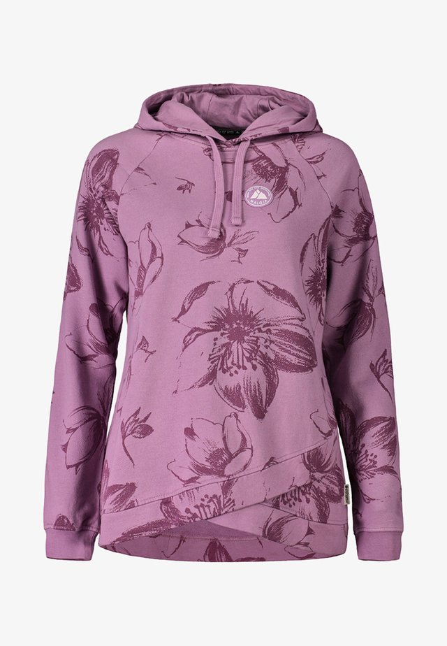 MEGIAM - Hoodie - lilac