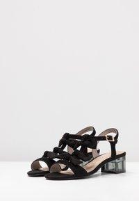Marcel Ostertag x Tamaris - Sandals - black - 4