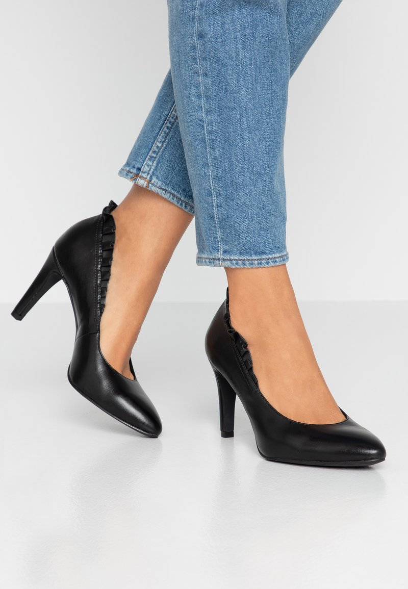 Marcel Ostertag x Tamaris - High heels - black