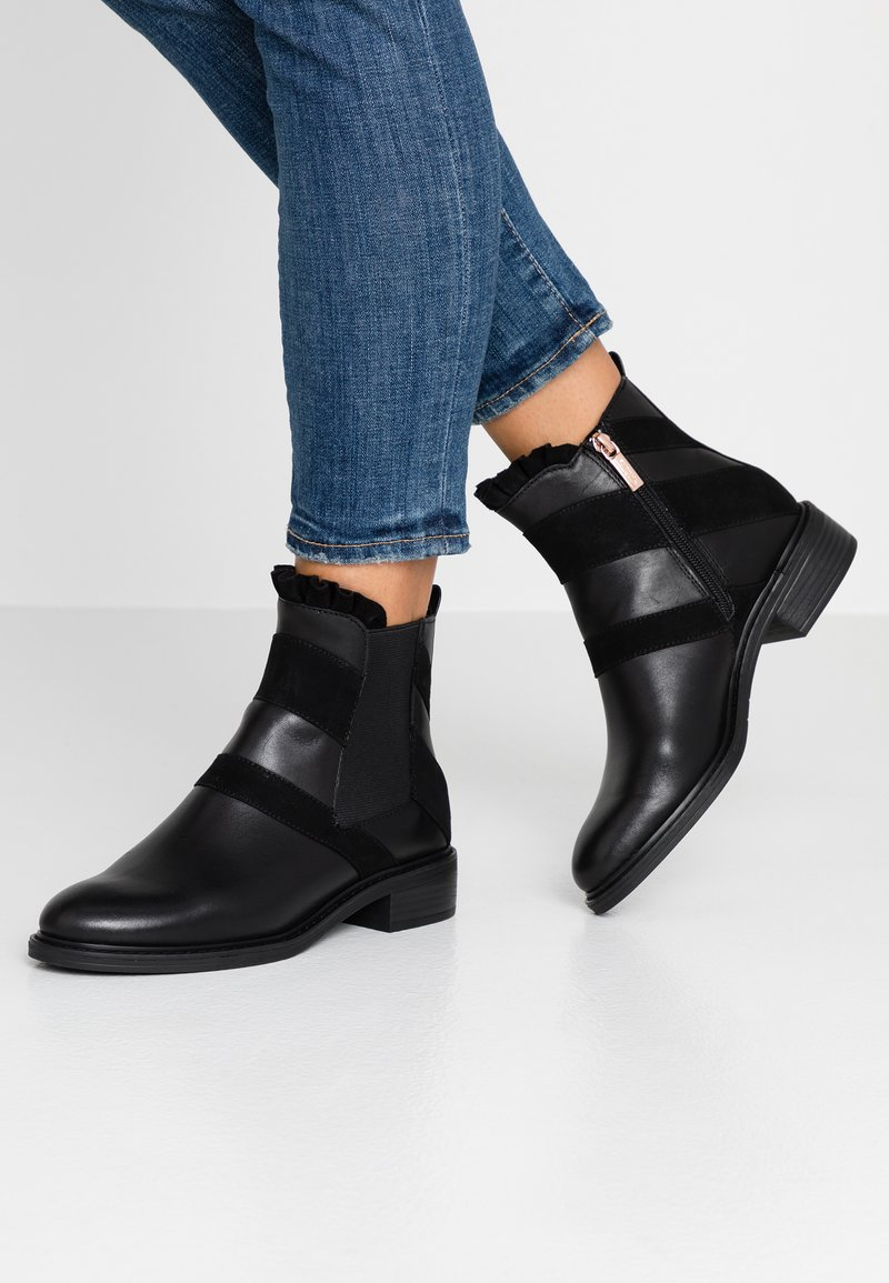Marcel Ostertag x Tamaris - Classic ankle boots - black