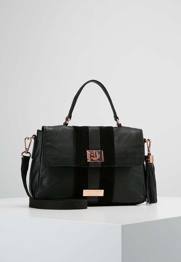 Marcel Ostertag x Tamaris - MARISA HANDBAG - Handbag - black