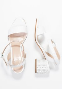 MA&LO - Sandaler - natur/bianco - 3