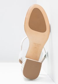 MA&LO - Sandaler - natur/bianco - 6