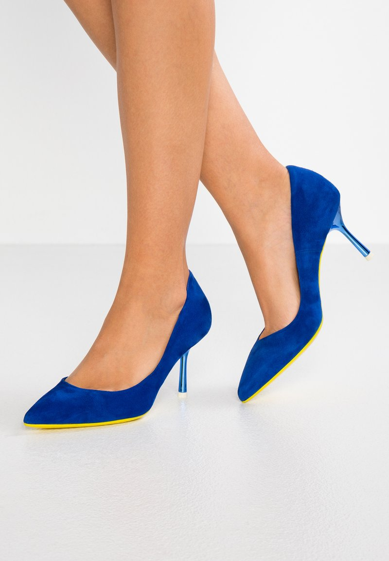 MA&LO - Avokkaat - amalfi ultra blu