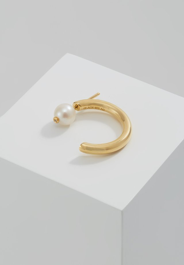 ELLY EARRING - Ohrringe - gold-coloured