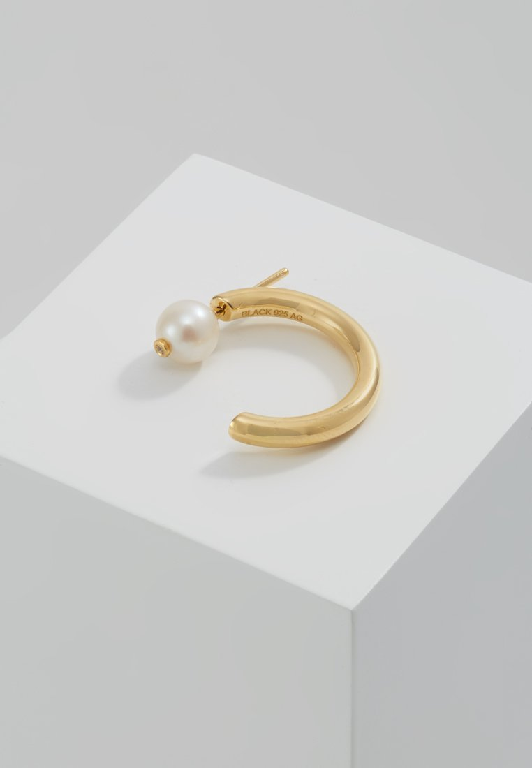 Maria Black - ELLY EARRING - Örhänge - gold-coloured