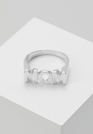 MOM - Bague - silver-coloured