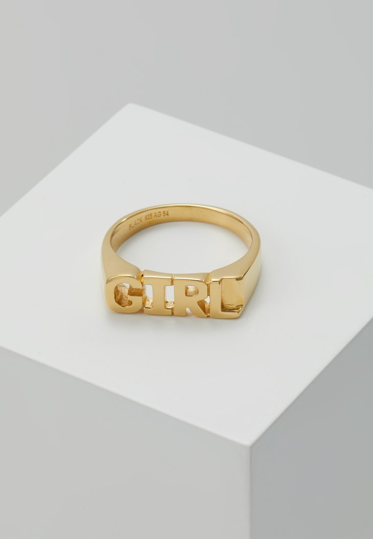 Maria Black - GIRL RING - Ring - gold-coloured