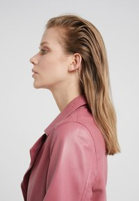 Maria Black - TWIN MEDI EARCUFF - Earrings - silver-coloured - 1