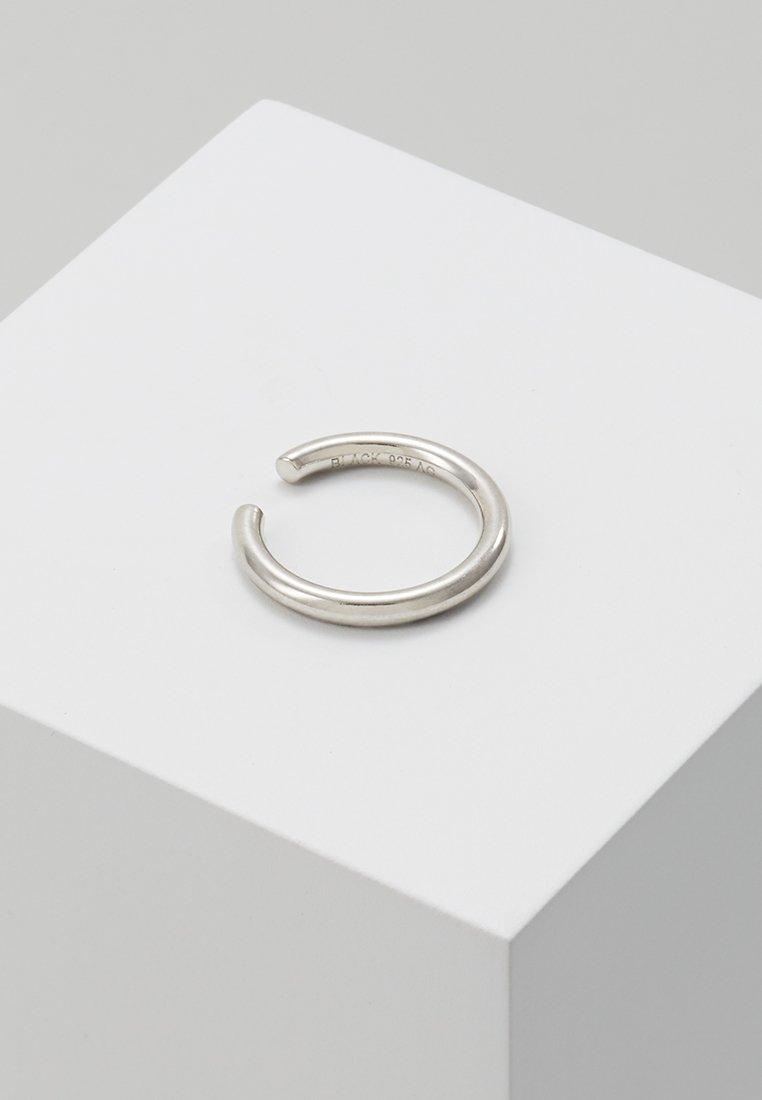 Maria Black - TWIN MEDI EARCUFF - Earrings - silver-coloured