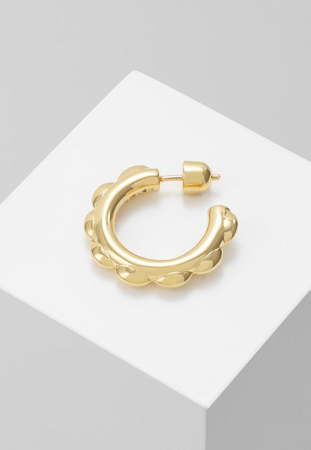 POPPY EARRING - Örhänge - gold-coloured